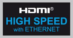 HDMI 1.4 Ethernet 3D