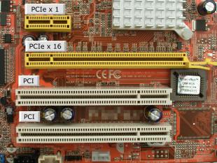 Verschil PCI en PCI Express