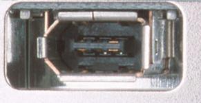 Firewire 6 pins